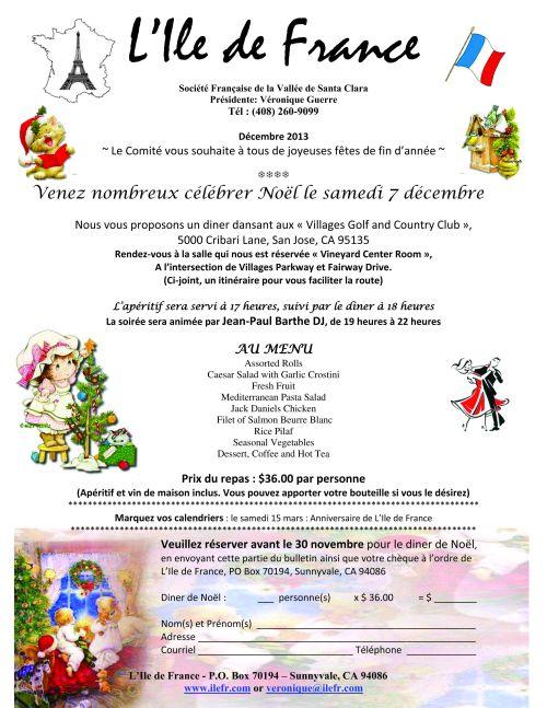 Bulletin decembre 2013